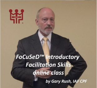 gary rush facilitation training